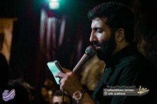 حاج مهدی مختاری ایام فاطمیه 17 بهمن 1396 کرمان