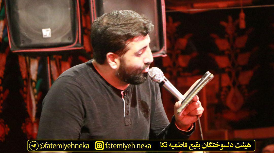 حاج مهدی مختاری - فاطمیه دوم 1397 - نکا
